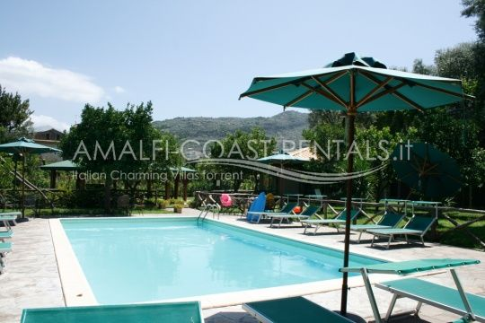 Casa ToniVilla for rent Sorrento