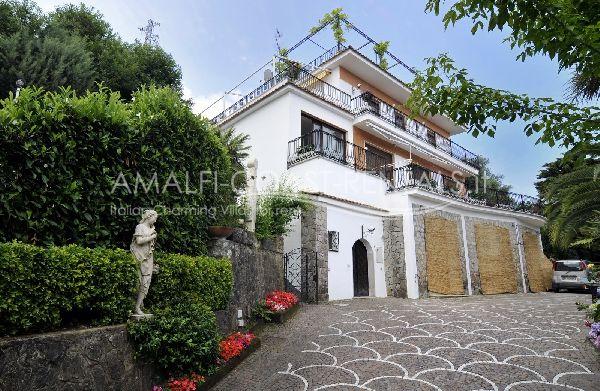 Villa Angela Vacation Rental In Sorrento, Italy