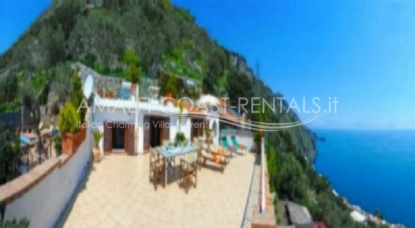 Self Catering Rental Apartment In Praiano Italy
